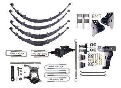 "Icon Vehicle Dynamics - Icon 31200-99 2000-2004 Ford Super Duty 12.5"" Lift Suspension System"