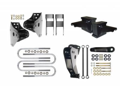 "Icon Vehicle Dynamics - Icon 34000-99 2000-2004 Ford Super Duty 4.5"" Lift Hanger Suspension System"