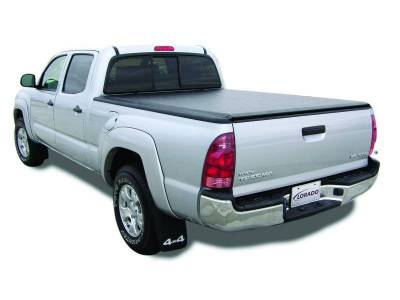 Access - Access 43129 Lorado Roll Up Tonneau Cover Nissan Frontier Crew Cab Long Bed & 98-04 King Cab 2002-2004