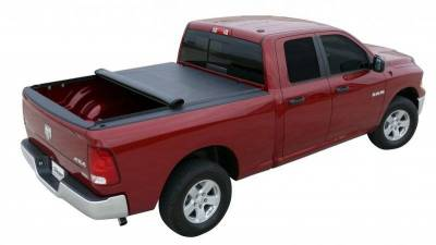 "Access - Access 44209 Lorado Roll Up Tonneau Cover Dodge Dakota CrewCab 5'4"" bed (With Utility Rail) 2008-2010"