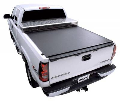 Access - Access 62299 Access Toolbox Tonneau Cover Chevy/GMC New Body Full Size 8 Bed (Includes Dually)(with or without cargo rails) 2007-2010