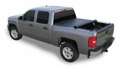 Access - Access 22020209 TonnoSport Roll Up Tonneau Cover Chevy/GMC Full Size Stepside Box (Bolt On) 1999-2006