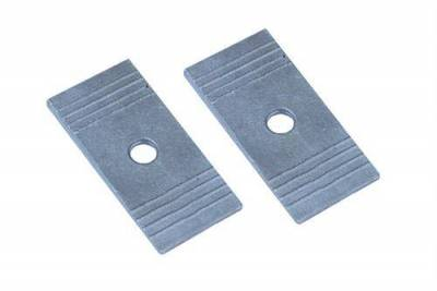 "Rubicon Express - Rubicon Express RE1465 Degree Shim 2.5"" X 2* Aluminum"
