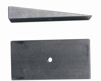 "Rubicon Express - Rubicon Express RE1467 Degree Shim 2.5"" X 4* Steel"