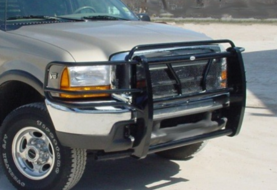 Frontier Gear - Frontier Gear 200-19-9004 Grille Guard Ford F250/F350/F450/Excursion  (1999-2004)