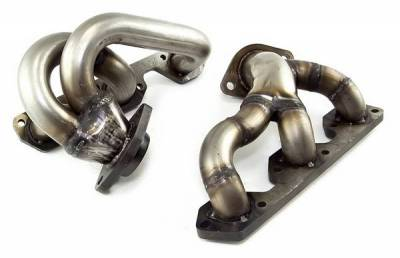 Rugged Ridge - Rugged Ridge 17650.53 Exhaust Header Stainless Steel Jeep Wrangler Jeep Wrangler JK 38L 2007-2010