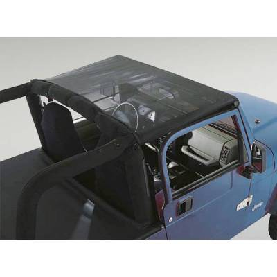 Rugged Ridge - Rugged Ridge 13575.01 Mesh SuMMer Brief 1992-1995 Jeep Wrangler