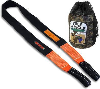 Bubba Rope - Bubba Rope 176006OR 6' Tree Hugger