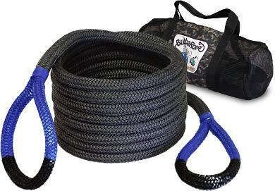 "Bubba Rope - Bubba Rope 176680BLG Original Bubba Rope 28600Lb Breaking Strength with Special Order Blue Eye (7/8"" x 30')"