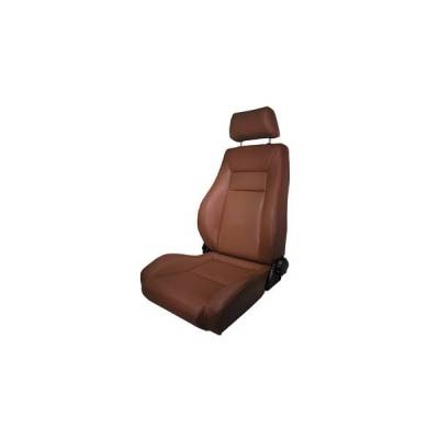 Rugged Ridge - Rugged Ridge 13404.37 Super Seat With Recliner Spice 1976-2002 Jeep CJ & Wrangler