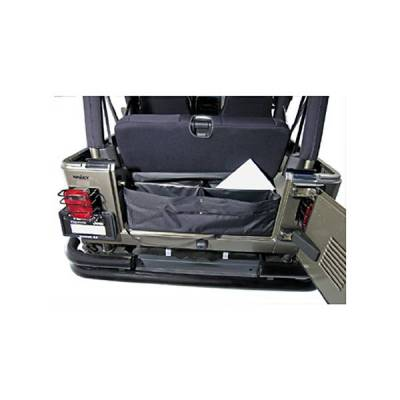 Rugged Ridge - Rugged Ridge 13551.01 Jeep/Suv Storage Bag Universal All Jeep