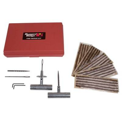 Rugged Ridge - Rugged Ridge 15104.51 Tire Repair Kit Universal Application