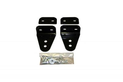 Ranch Hand - Ranch Hand LBUNA1BP Universal Fog Lamp Brackets (Set of 2)