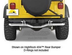 Bestop - Bestop 42904-01 HighRock 4x4 Rear SlideAway