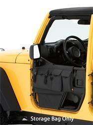 Bestop - Bestop 51812-35 HighRock 4x4 Element Door Storage Bag