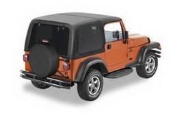 Bestop - Bestop 41509-01 Jeep Hard Top