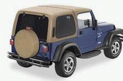 Bestop - Bestop 41509-04 Jeep Hard Top