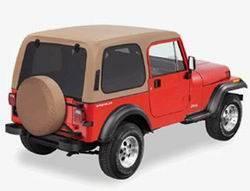 Bestop - Bestop 41497-04 Jeep Hard Top