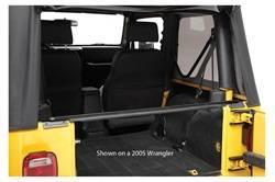 Bestop - Bestop 52601-01 Tailgate Bar Kit Replacement Kit