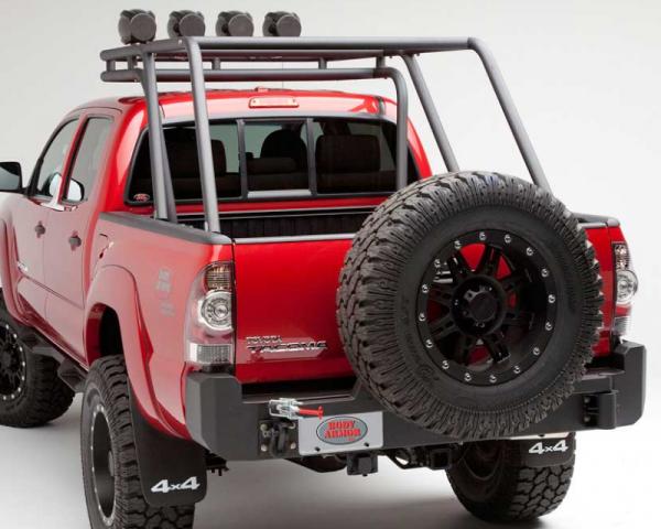 Body Armor - Body Armor TC-5293 Swing Arm Carrier for Toyota Tacoma Bumper