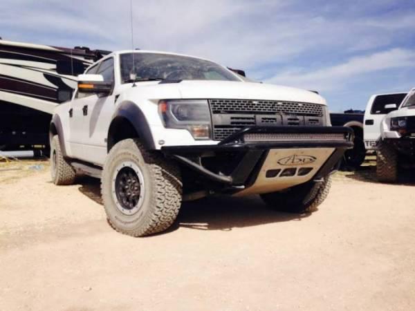 Addictive Desert Designs - ADD F013682680103 Stealth Front Bumper Ford Raptor 2010-2014
