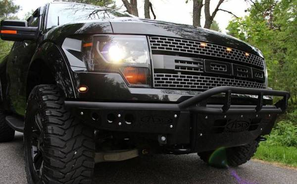 Addictive Desert Designs - ADD F014122670103 Race Series Front Bumper Ford Raptor 2010-2014