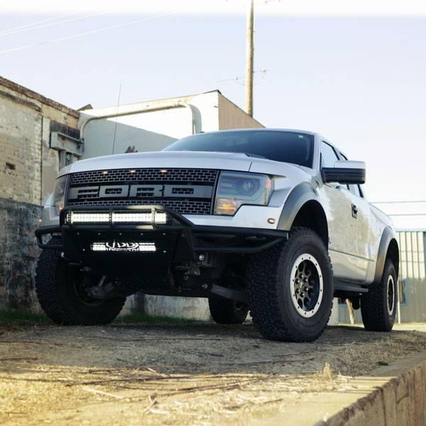 Addictive Desert Designs - ADD F014142370103 Race Series Front Bumper Ford Raptor 2010-2014