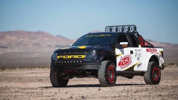 "Addictive Desert Designs - ADD F014412900103 Race Series ""R"" Front Bumper Ford Raptor 2010-2014"