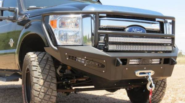 Addictive Desert Designs - Body Armor TN2961 Rear Bumper Toyota Tundra 2007-2013