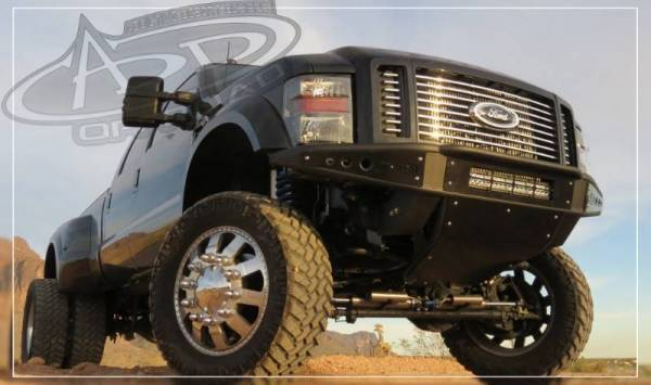 Addictive Desert Designs - ADD F072001250103 Venom Front Bumper Ford F250/F350 2008-2010