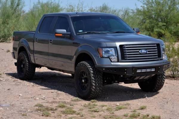 Addictive Desert Designs - ADD F102001250103 Venom Front Bumper Ford Ecoboost F150 2011-2014