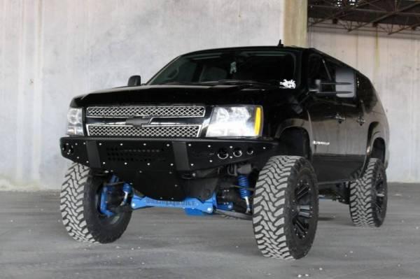 Addictive Desert Designs - ADD F1503492360103 Stealth Front Bumper Chevy Tahoe / Surburban / Avalanche 2007-2013