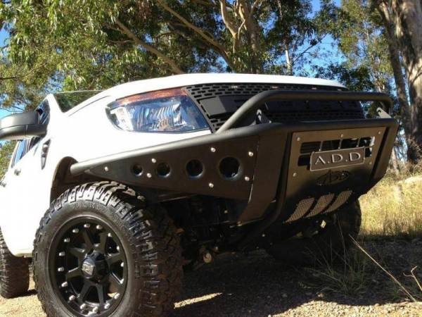 Addictive Desert Designs - ADD F253442650103 Stealth Front Bumper Ford Ranger T6 2011-2013