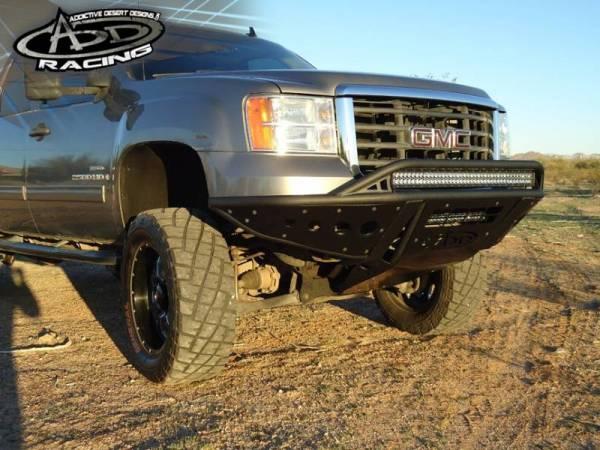 Addictive Desert Designs - ADD F393061150103 Stealth Front Bumper GMC Sierra 2500/3500 2011-2014