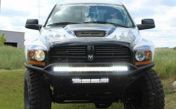 Addictive Desert Designs - ADD F513372400103 Standard Front Bumper No Stealth Dodge RAM 2500/3500 2010-2018