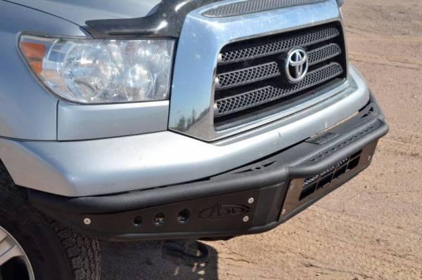 Addictive Desert Designs - ADD F752001250103 Venom Front Bumper Toyota Tundra 2007-2013