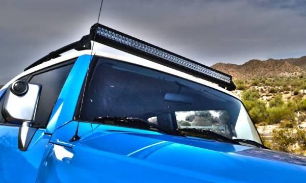 Addictive Desert Designs - ADD L8055111003NA Roof Mounted Light Mount Toyota FJ Cruiser 2007-2013