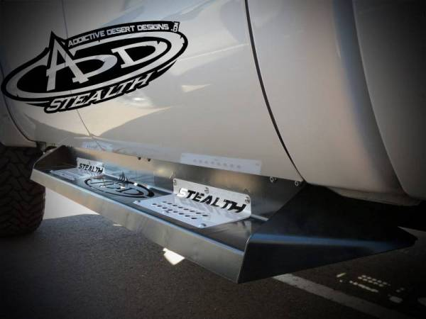 Addictive Desert Designs - ADD S093602700103 Standard Side Steps Ford F250/F350 1999-2015