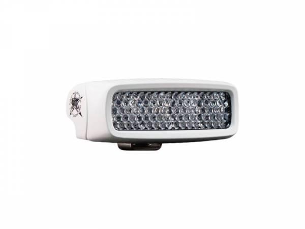 Rigid Industries - Rigid Industries 94450 SR-Q RGB Marine Diffused LED Light
