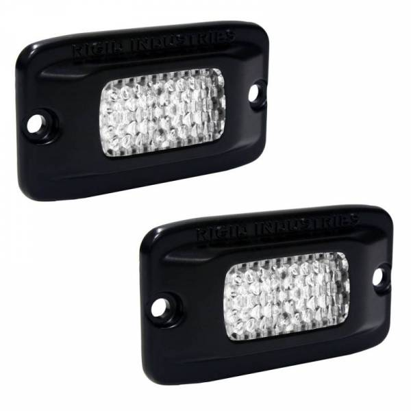 Rigid Industries - Rigid Industries 98001 SR-M Series LED Back Up Light