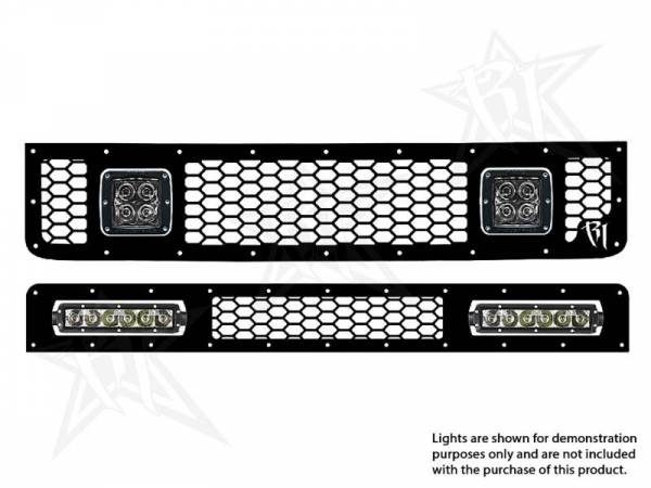 Rigid Industries - Rigid Industries 40551 LED Grille Insert