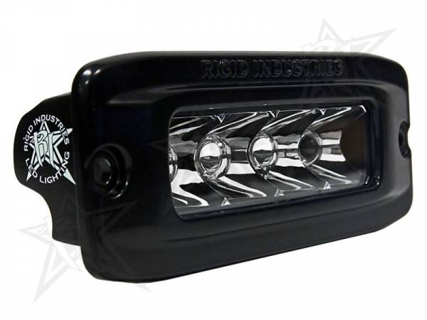 Rigid Industries - Rigid Industries 92521 SR-Q-Series Single Row 10 Deg. Spot LED Light