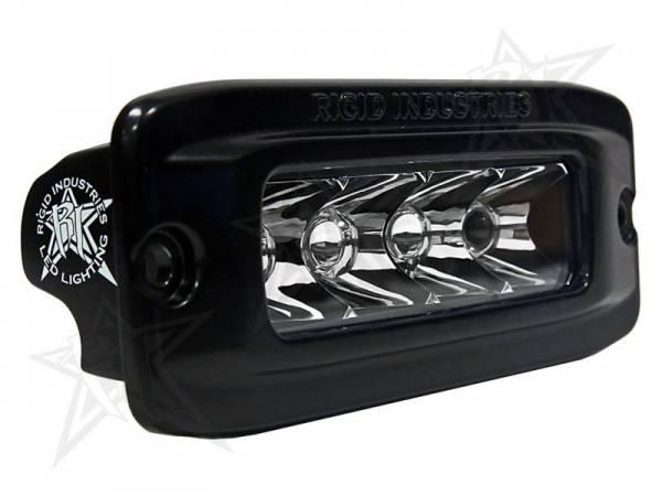 Rigid Industries - Rigid Industries 92421 SR-Q-Series Single Row 10 Deg. Spot LED Light