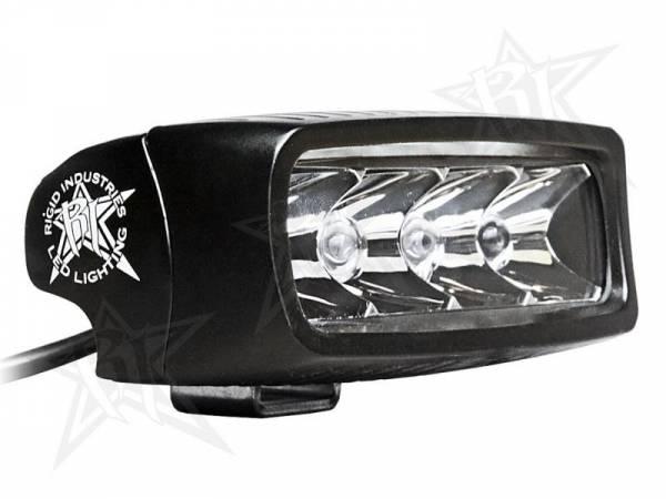 Rigid Industries - Rigid Industries 90522 SR-Q-Series Single Row 10 Deg. Spot LED Light