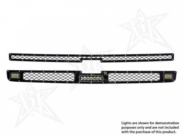 Rigid Industries - Rigid Industries 40565 SR-Series LED Grille Insert