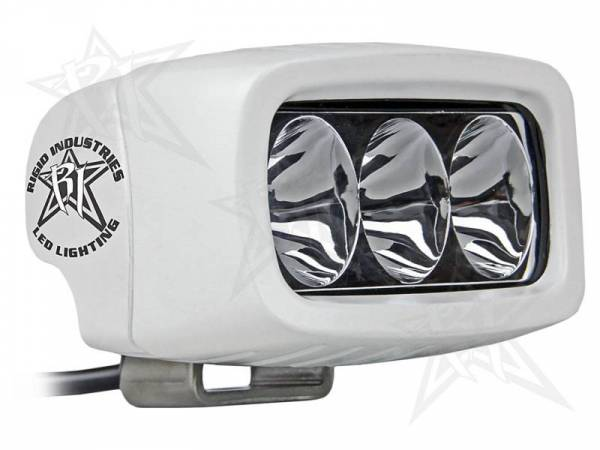 Rigid Industries - Rigid Industries 95232 M-Series SR-M2 Single Row Mini Driving LED Light