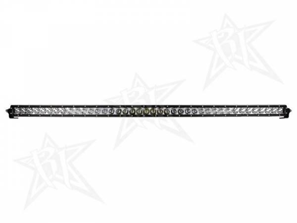 Rigid Industries - Rigid Industries 94031 SR-Series Single Row 10 Deg. Spot/20 Deg. Flood Combo LED Light