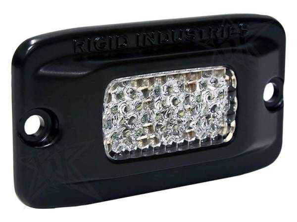 Rigid Industries - Rigid Industries 93251 SR-Series SR-MF2 Single Row Mini 60 Deg. Diffusion LED Light