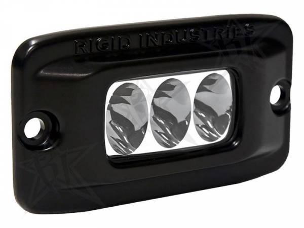 Rigid Industries - Rigid Industries 93232 SR-Series SR-MF2 Single Row Mini Driving LED Light