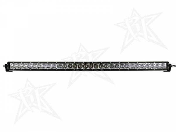 Rigid Industries - Rigid Industries 93032 SR-Series Single Row 10 Deg. Spot/20 Deg. Flood Combo LED Light